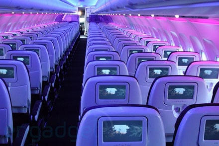 Plane Virgin on Virgin Cabin How One Video In Youtube Can Cause Millions In Brand
