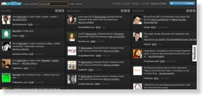 monitter 69 Free Social Media Monitoring Tools [UPDATE 2013]