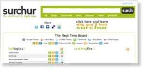 surchur 54 Free Social Media Monitoring Tools [Update2012]