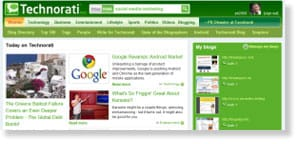 technorati 54 Free Social Media Monitoring Tools [Update2012]