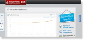 wildfire monitor 69 Free Social Media Monitoring Tools [UPDATE 2013]