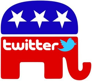 Republican debate on Twitter