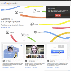 Google+ nova drustvena mreza