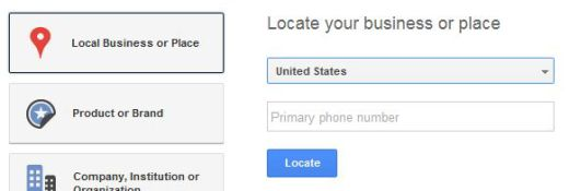 google plus page local locate 1 520x175 How to Create a Google+ Page for Your Brand