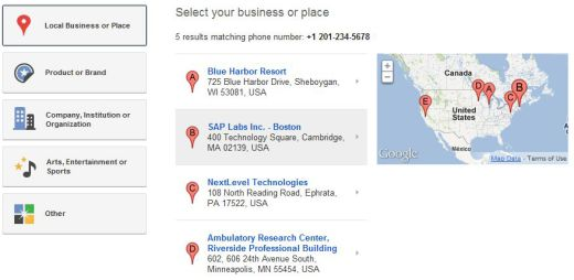 google plus page local locate 2 520x254 How to Create a Google+ Page for Your Brand