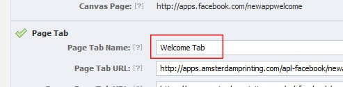 fb pagetab rename How To Set Up a Custom Facebook Landing Page