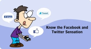 fb tw sensation 300x163 Steps to Marketing Success in Facebook and Twitter