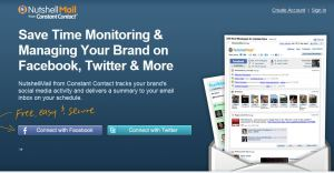 nutshellmail 300x156 5 Best Tools to Put All of Your Social Networks in One Place