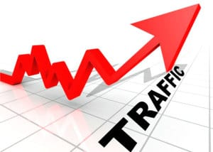 Web Traffic 300x214 5 Tips on Getting More Traffic To Your Site