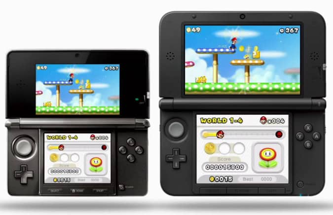Nintendo 3DS XL e-commerce image
