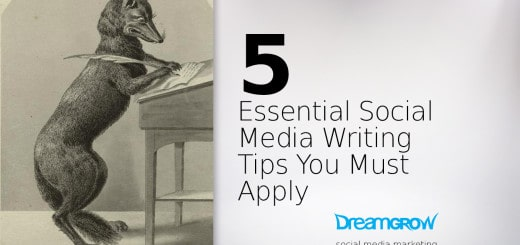 essential social media writing tips
