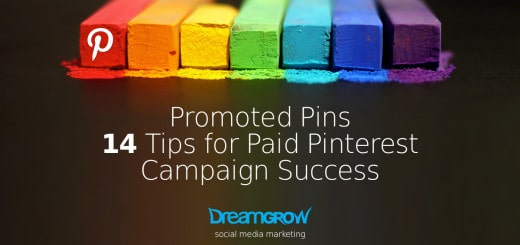 pinterest paid promoted pins campaign