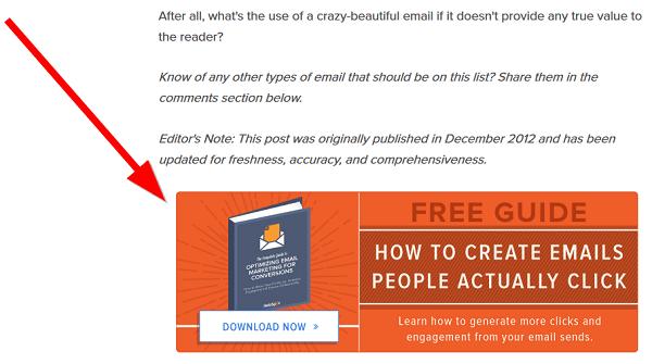 hubspot-email-marketing-offer