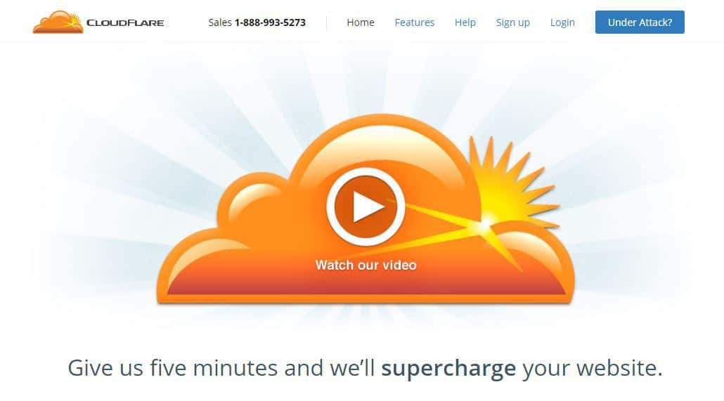 cloudflare-website-speed-test