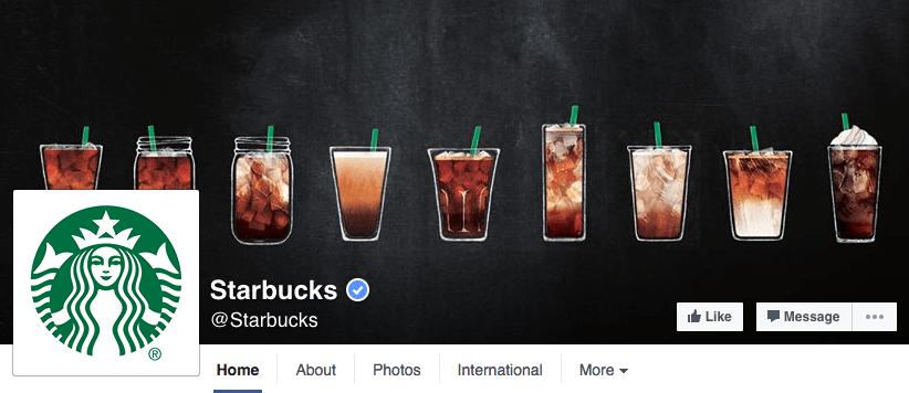 starbucks-facebook-design