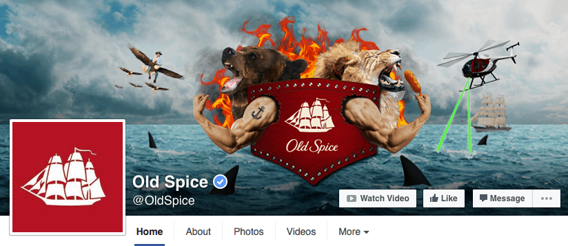 old-spice-facebook-design