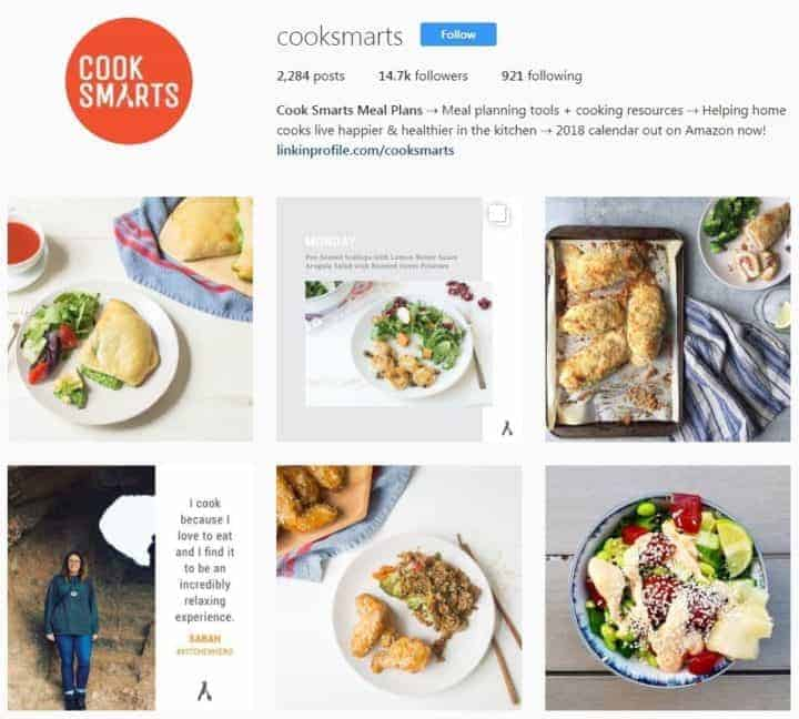 b2c content marketing example cook-smarts
