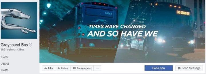 facebook cover image greyhound bus