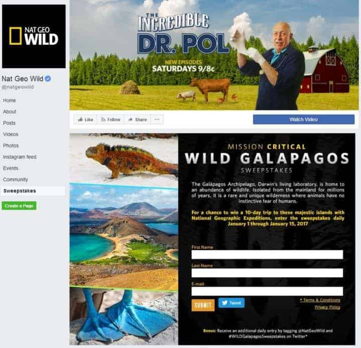 facebook cover image nat geo wild