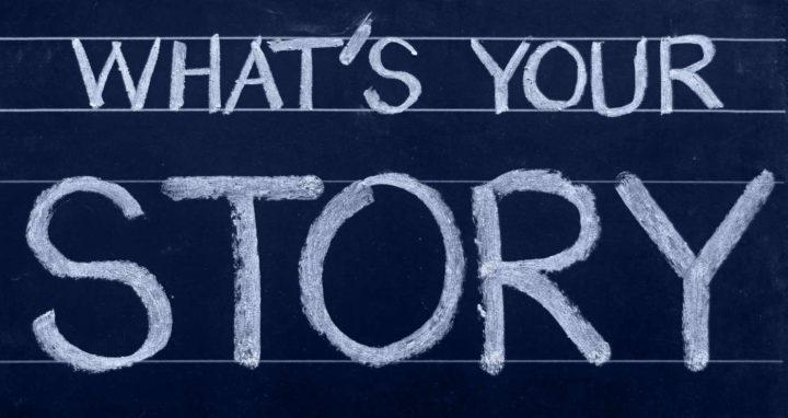 story blogging