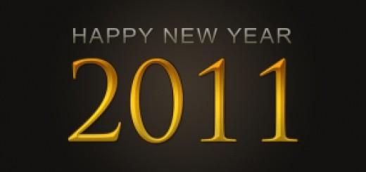 social media resolutions 2011