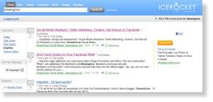 icerocket 54 Free Social Media Monitoring Tools [Update2012]