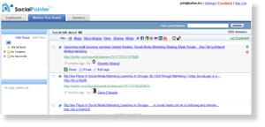 socialpointer 48 Free Social Media Monitoring Tools