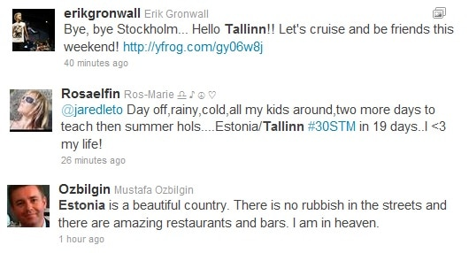 tallinn tourism tweets How should workers really fill their free time during the social media era? #case study