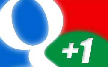 google plus one 3601 Google +1 Button Now Shares Directly to Google+