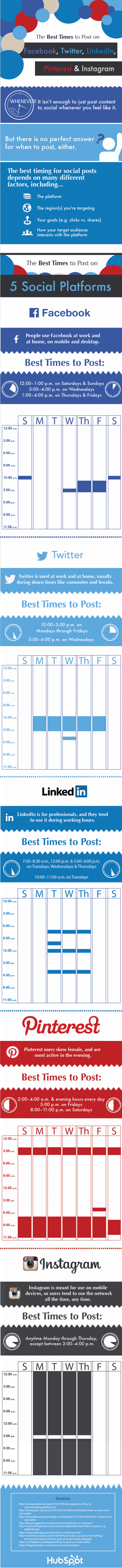 best-times-to-post-on-social-media-infographic