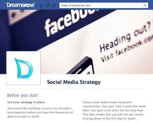 how to create social media strategy