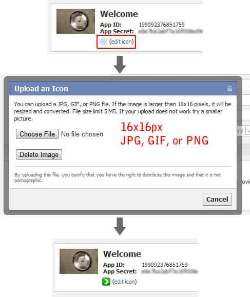 fb icon How To Set Up a Custom Facebook Landing Page