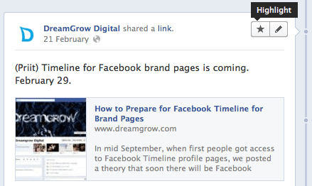 Screen Shot 2012 02 29 at 4.16.24 PM A View of Facebook Timeline Brand Pages and How to Enable it Right Now