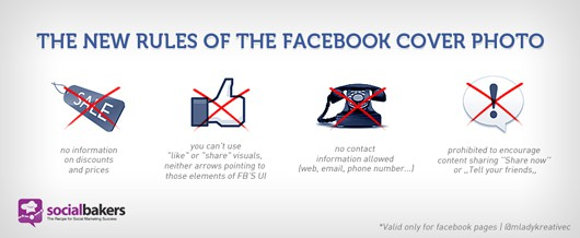 facebook cover photo rules 23 Cool Examples of Facebook Page Cover Photos