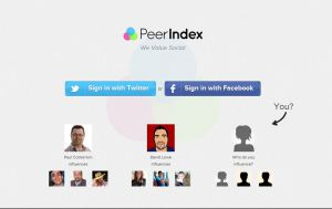 peerindex 300x189 The Best Free Twitter Tools