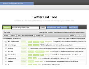 tweetbe 300x232 The Best Free Twitter Tools