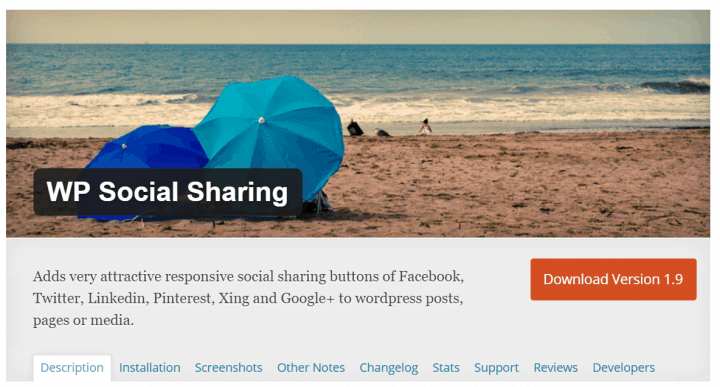 wp-social-sharing-plugin