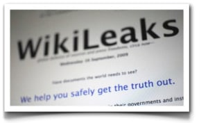 Wikileaks distributes Iraq War documents
