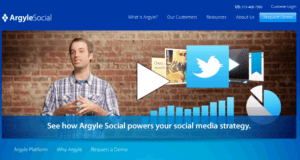 argyle 300x160 54 Free Social Media Monitoring Tools [Update2012]