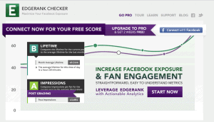 edgerankchecker 300x172 69 Free Social Media Monitoring Tools [UPDATE 2013]