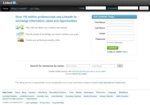 linkedin 300x210 5 Ways to Use Social Media in the Office for Communication