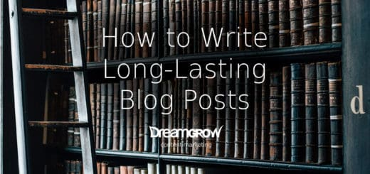 long-lasting blog posts