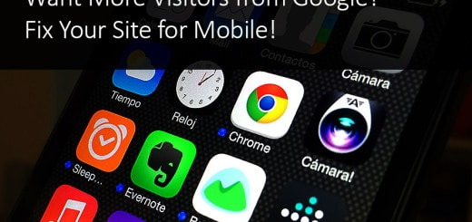 mobile traffic from google search