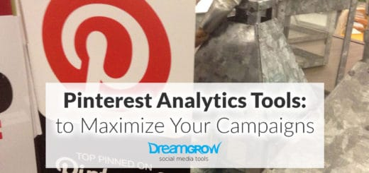 pinterest analytics tools