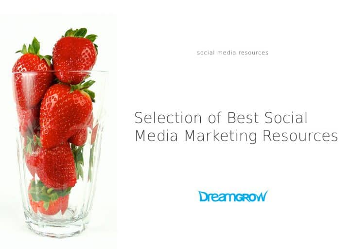 social media marketing collection
