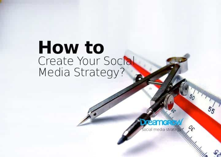 how to create your social media strategy