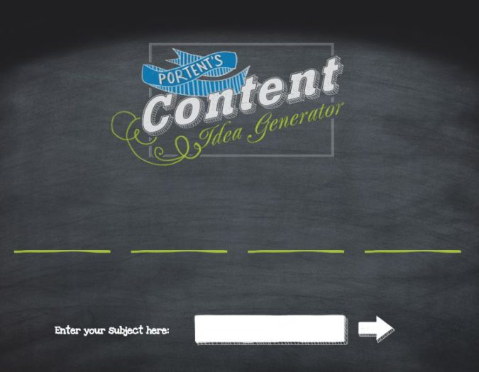 engaging content headline generator