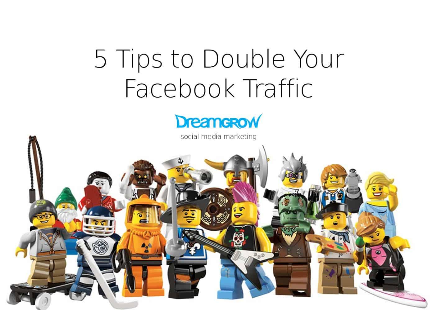 facebook traffic
