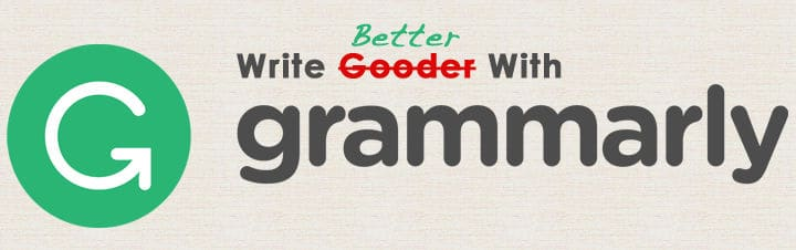 grammarly content writing tools