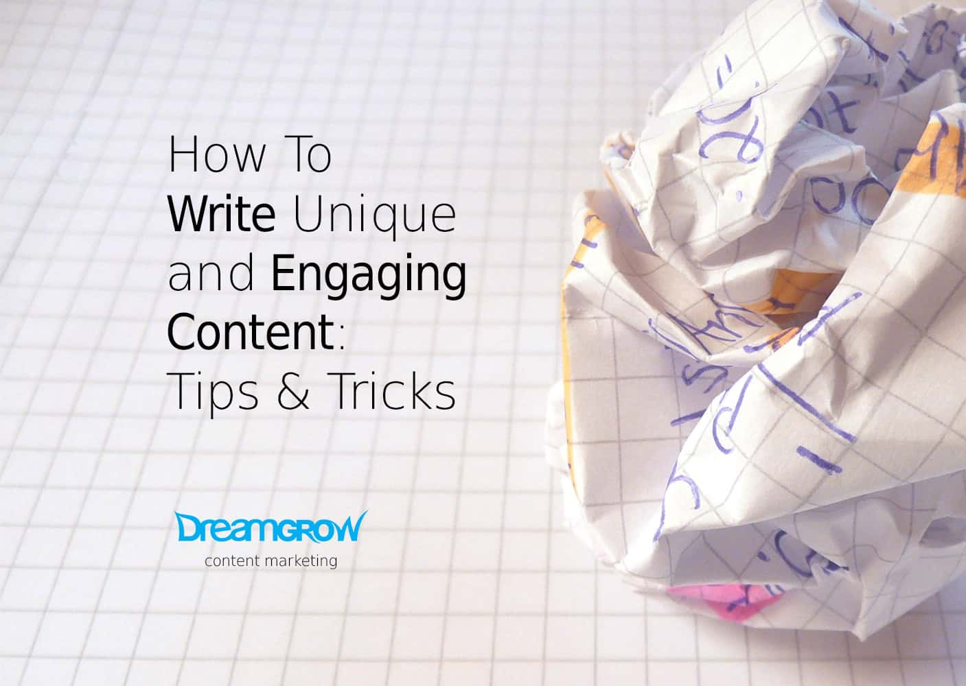 unique and engaging content
